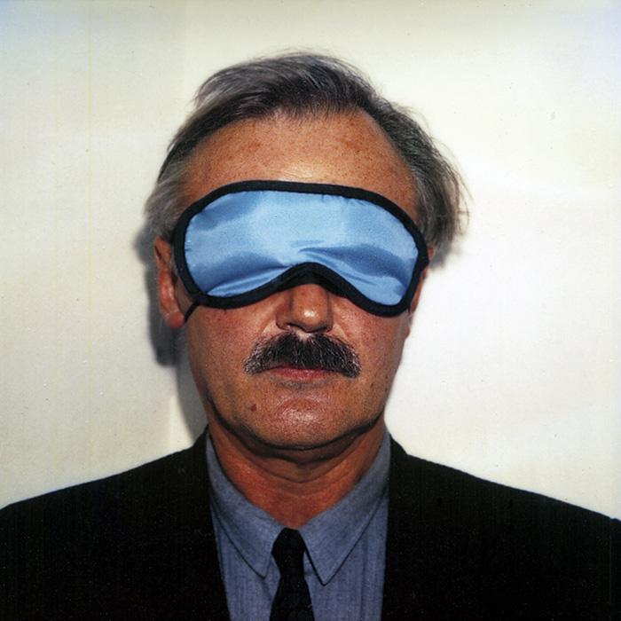Das Bild zeigt ein Portrait von F. C. Gundlach von Freddy Langer