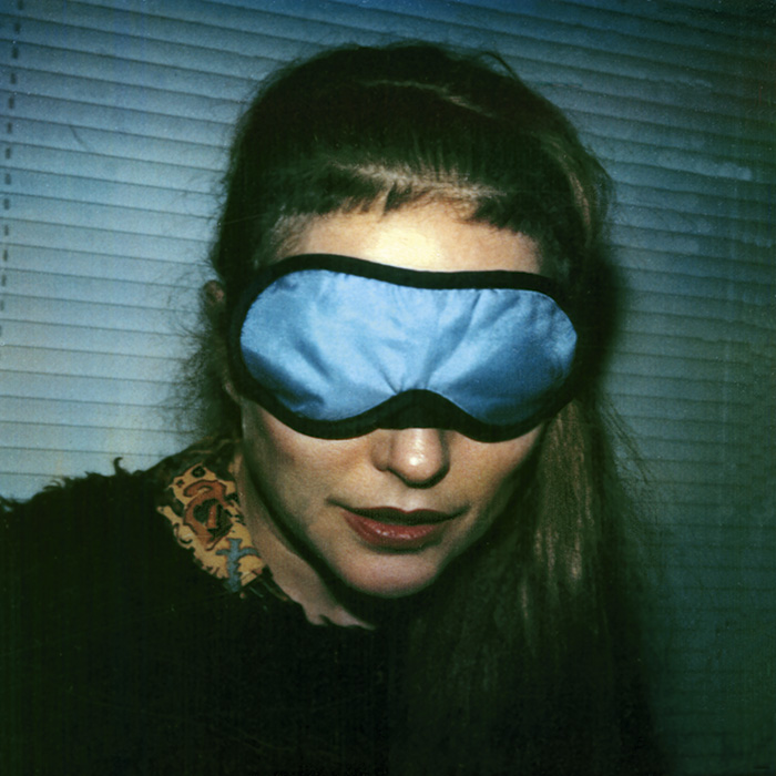 Das Bild zeigt ein Portrait von Debbie Harry von Freddy Langer