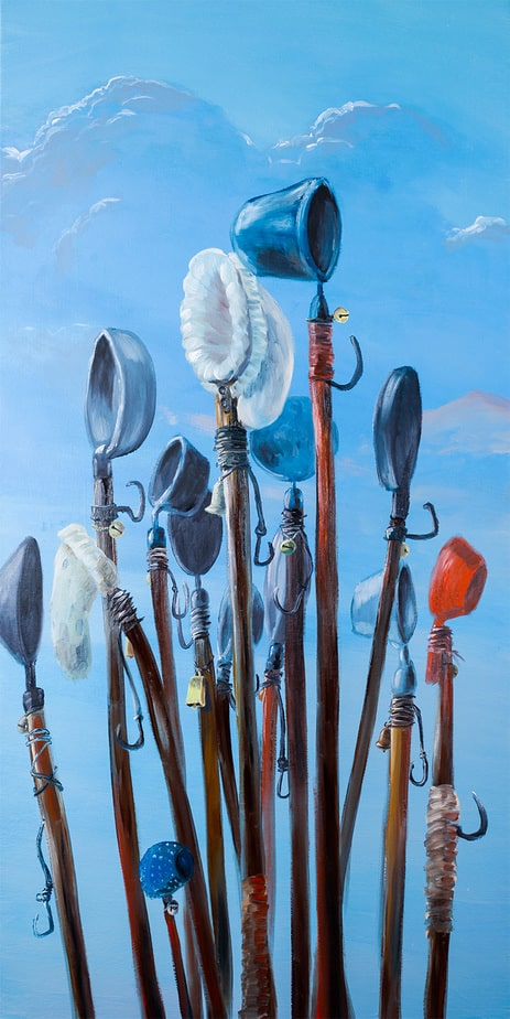 Sebastian Gahntz – Solidarity Sticks
