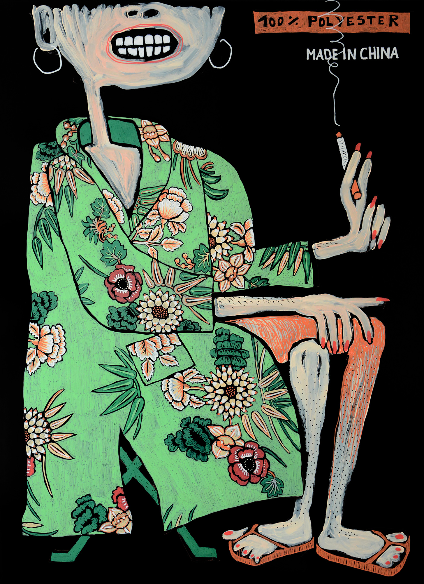 Katharina Arndt – 100% Polyester
