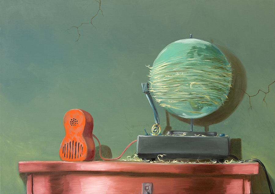 Sebastian Gahntz . World Music