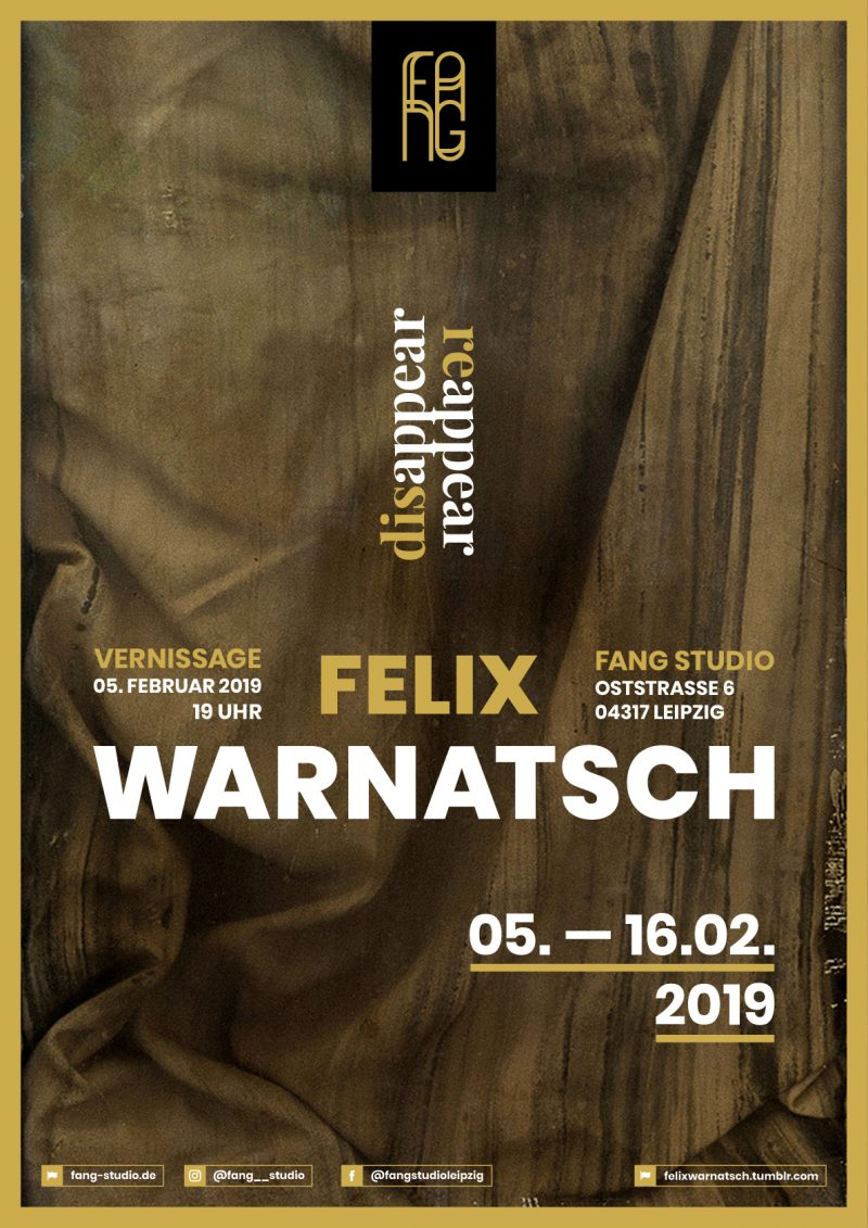 Felix Warnatsch - disappear/reappear