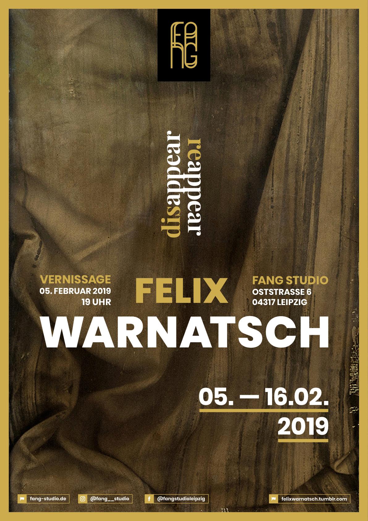 Felix Warnatsch - disappear/reappear