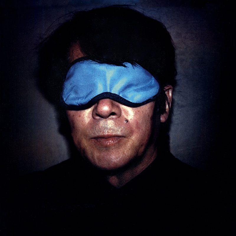 Das Bild zeigt ein Portrait von Daidō Moriyama von Freddy Langer