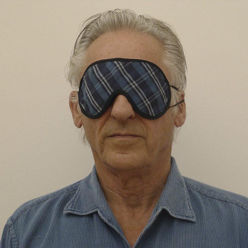 Das Bild zeigt ein Portrait von Ed Ruscha von Freddy Langer