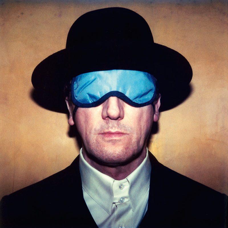 Das Bild zeigt ein Portrait von Marius Müller-Westernhagen von Freddy Langer