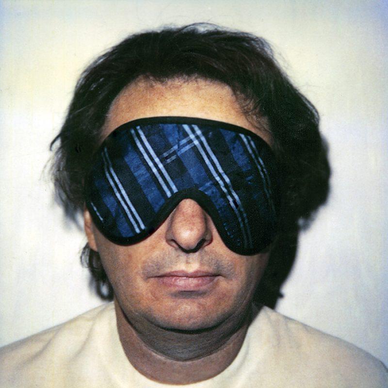 Das Bild zeigt ein Portrait von Charles Wilp von Freddy Langer