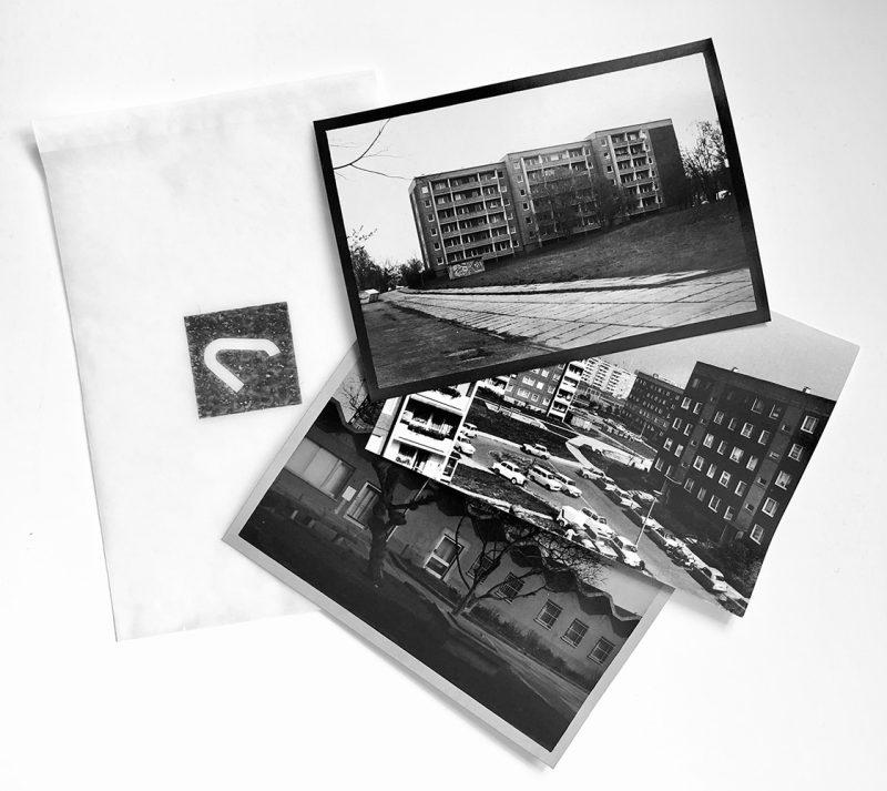 Christoph Liepach – Echt-Foto-Ansichtskarten-Set / Gera-Lusan