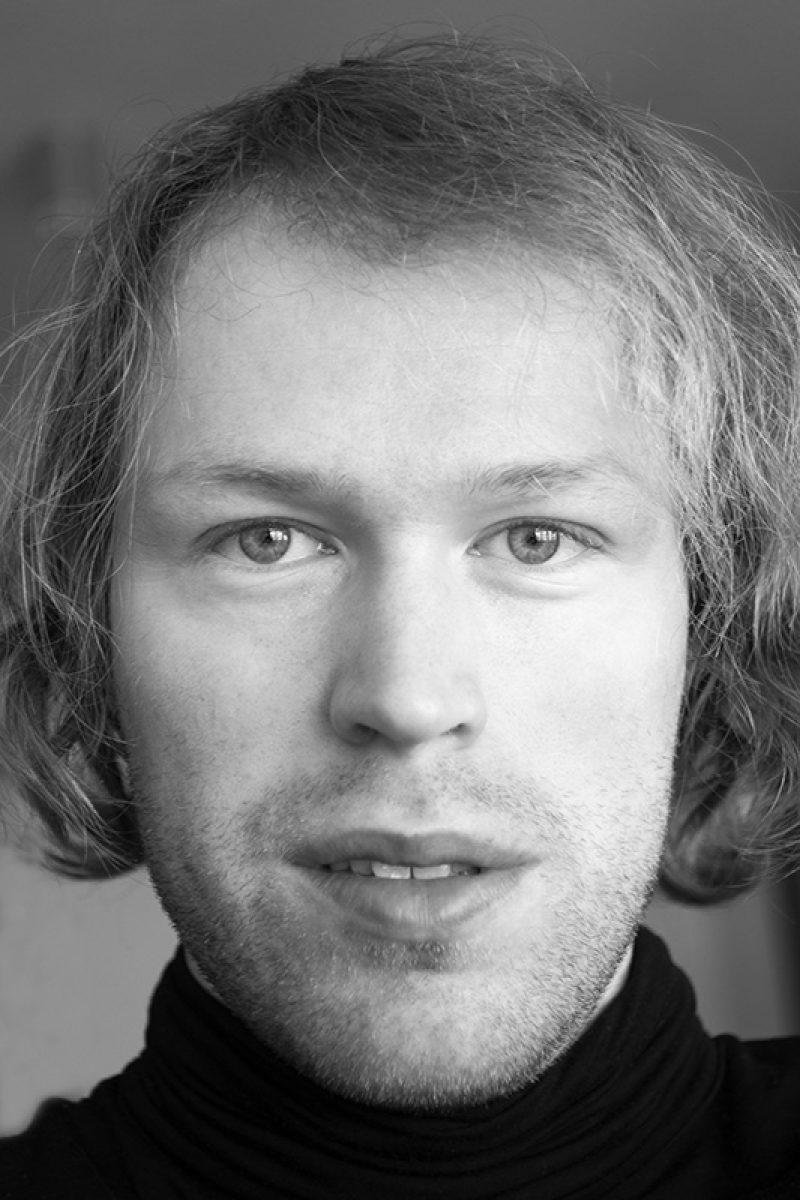 Christoph Liepach Portrait