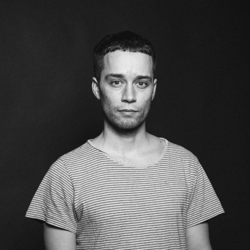 Jamal Cazaré – Portrait