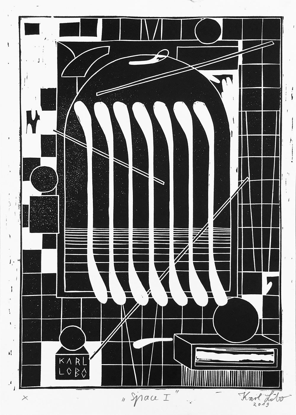 Karl Lobo – Human Space