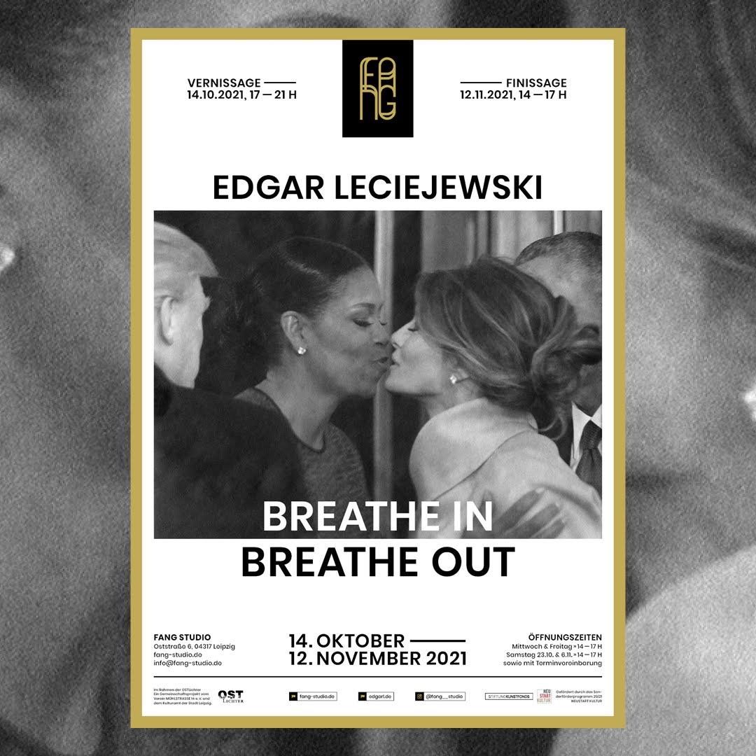 Edgar Leciejewski - breathe in / breathe out